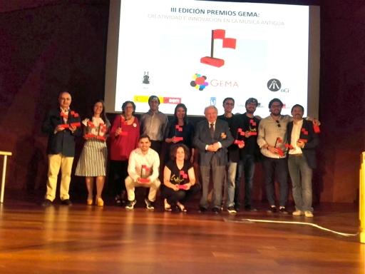 Premios gema 2017